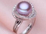 Жемчужное кольцо AKOYA арт.7506