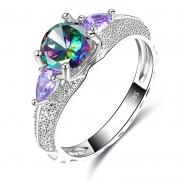 Кольцо Crystal~Swarovski арт.2126